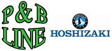 Hoshizaki - in Italia by P&B LINE