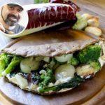 Corso di cucina vegana – Ottobre 2017 – Street Food Vegano con Giuseppe Tortorella – Cucinare con la canapa