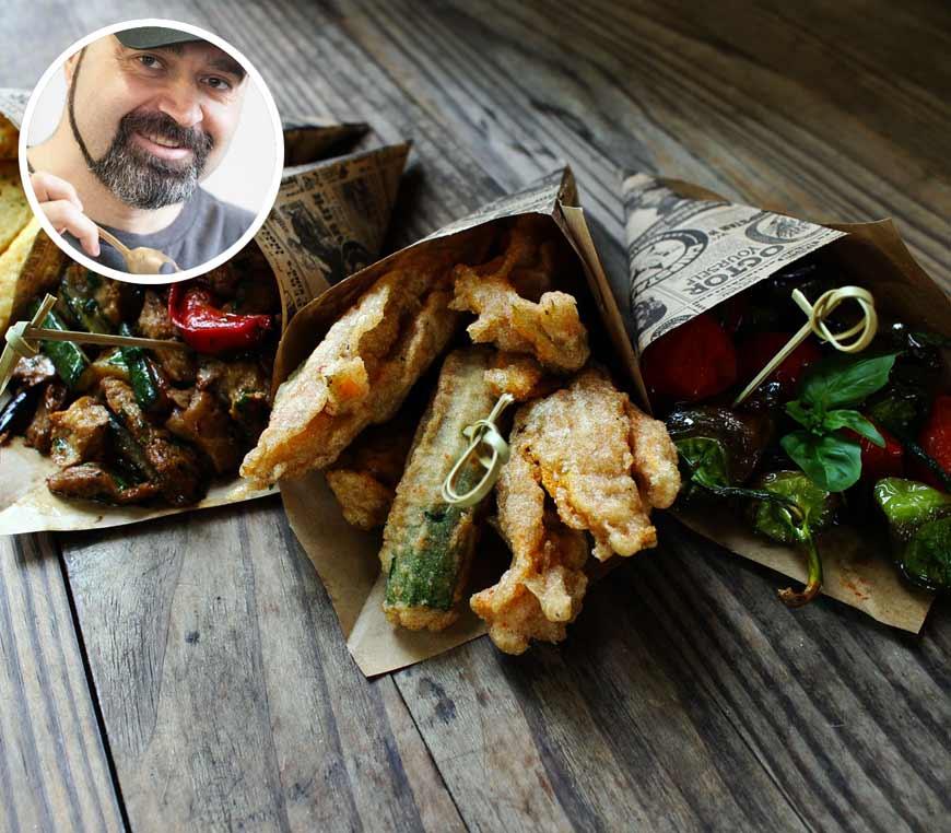 Corso di cucina vegana – Settembre 2017 – Master di Vegan Street Food