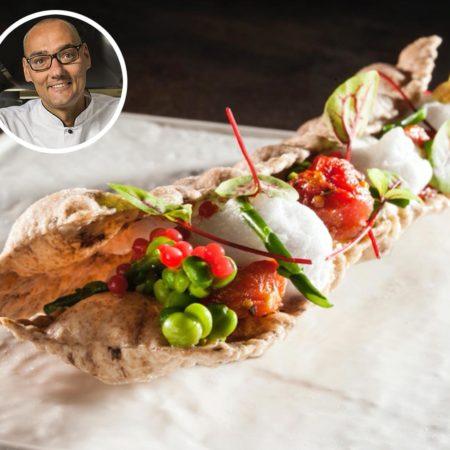 Corso di cucina vegana – Ottobre 2017 – Master di alta cucina vegetale (sessione autunnale) – Simone Salvini