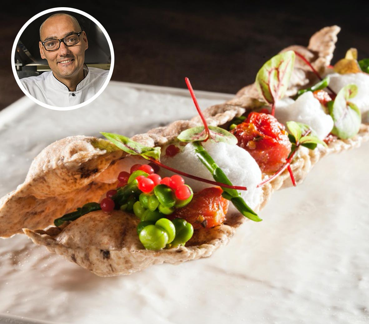 Corso di cucina vegana – Ottobre 2017 – Corso di alta cucina vegetale (sessione autunnale) – Simone Salvini
