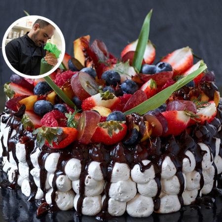 Corso di cucina vegana – Febbraio 2018 – Master di Pasticceria vegana – Stefano Broccoli