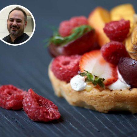 Corso di cucina vegana – Ottobre 2018 – Realizzazione di frolle, glasse e semifreddi con Stefano Broccoli