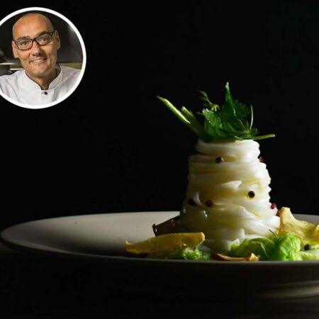 Ottobre/Dicembre 2019 – Master di alta cucina vegetale con Simone Salvini