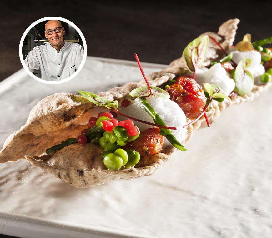 Master di alta cucina vegetale con Simone Salvini  (settembre-novembre 2021)