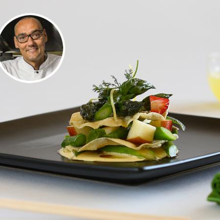 Corso di cucina vegana – Settembre 2017 – Corso di cucina gluten free con Simone Salvini – Dall'antipasto al dolce