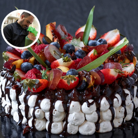 Corso di cucina vegana – Ottobre 2018 – Decorazioni, torte e il mondo dei gelati con Stefano Broccoli
