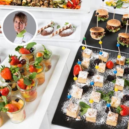 Finger Food per buffet e aperitivi – Settembre 2017