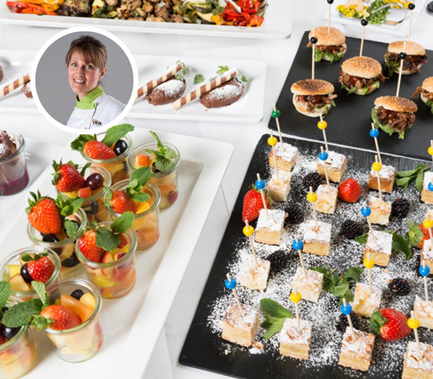 Finger Food per buffet e aperitivi – settembre 2019