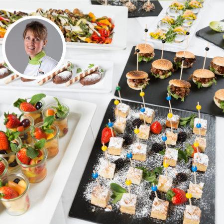 Finger Food per buffet e aperitivi (Novembre 2020)