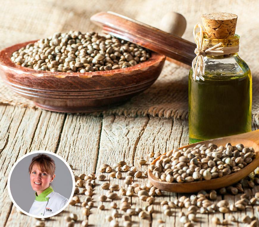 Corso di cucina vegana –  Cucinare con la canapa (Febbraio 2020)