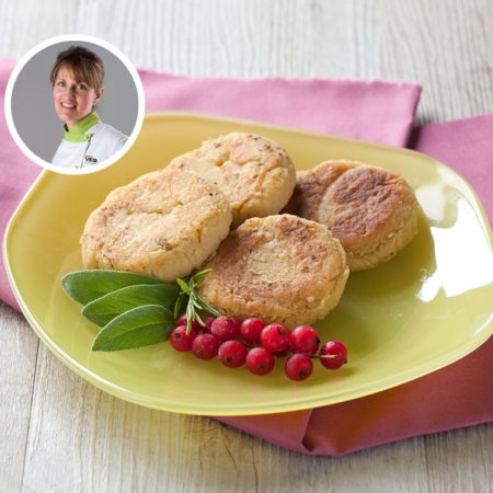 Corso di cucina vegana – Novembre 2017 – Cotolette, crocchette e patatine