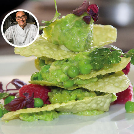 Master di alta cucina vegetale con Simone Salvini  (maggio 2021)