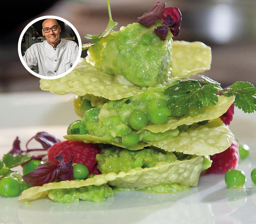 Corso di cucina vegana – Giugno 2018 – I legumi con Simone Salvini