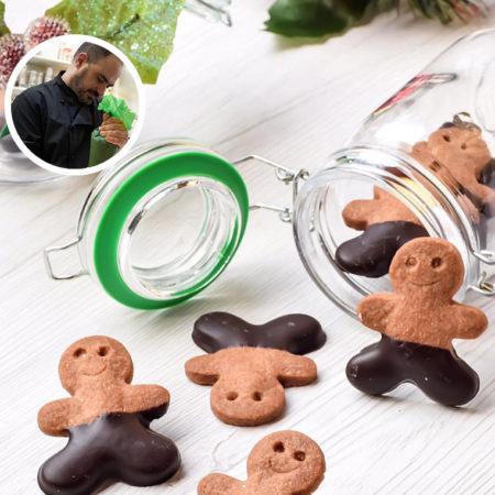 Corso di cucina vegana – Dicembre 2017 – Dolci di Natale (muffin e biscotti) con Stefano Broccoli
