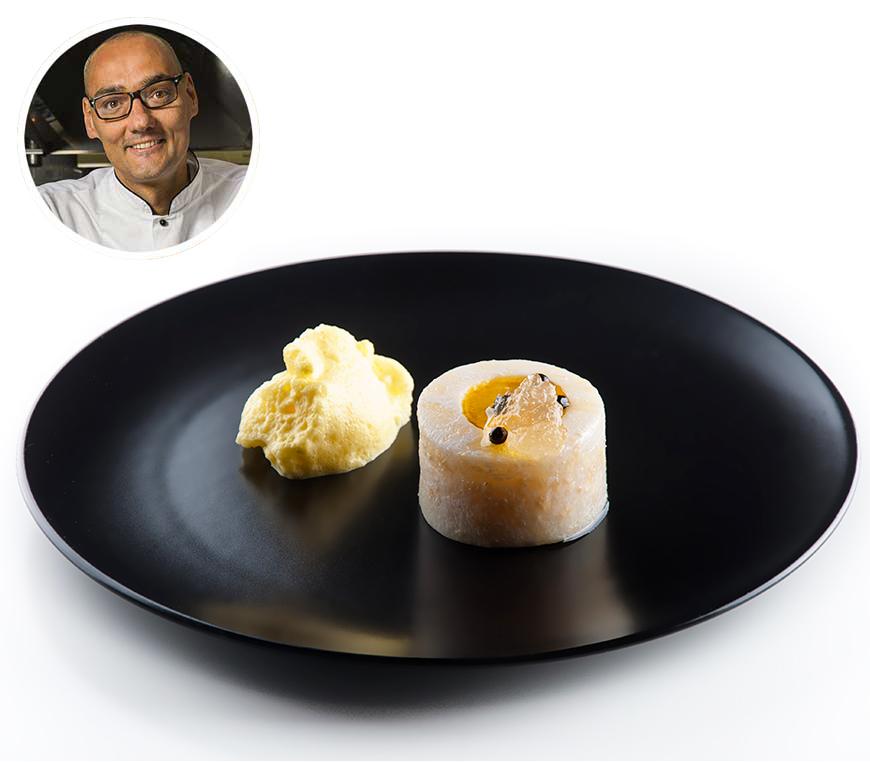 Master di alta cucina vegetale – Secondo Livello– Simone Salvini