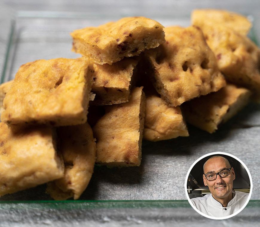 Corso di cucina gluten free: focacce e torte salate (Febbraio 2021)