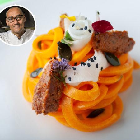Corso di cucina vegana – Maggio/Giugno 2019 – Master di alta cucina vegetale con Simone Salvini