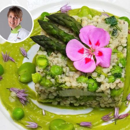 Corso di cucina vegana – Giugno 2019 – Saluto alla primavera
