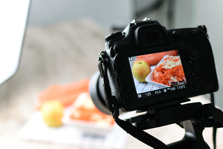 Corso Food Photography – Luglio 2019 – Come fotografare il cibo