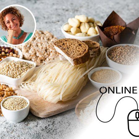 La cucina naturale senza glutine (Aprile 2021 – online)