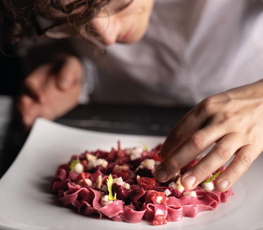 Corso di specializzazione in cucina vegana  (27-30 settembre 2021)