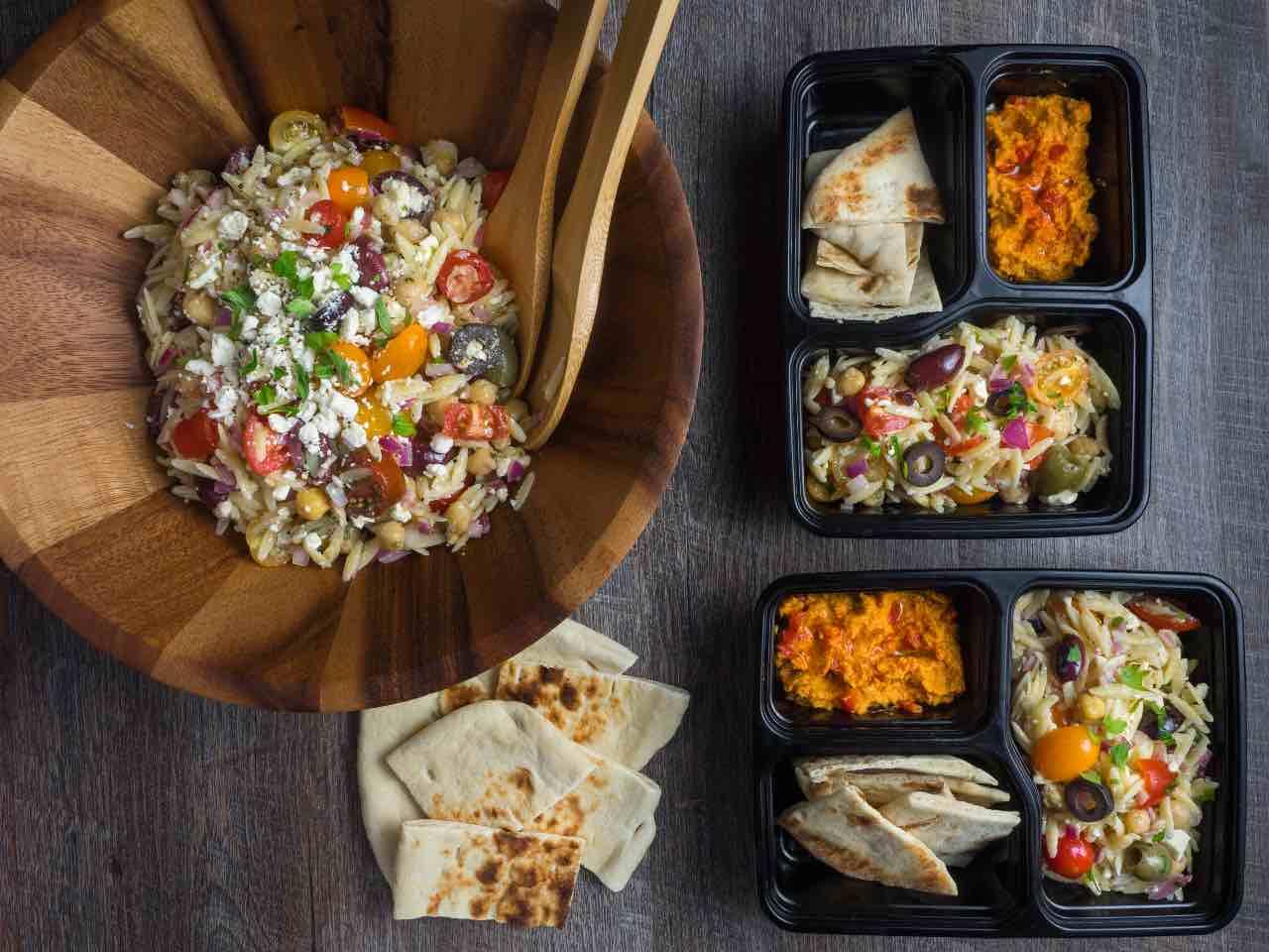 Corso di cucina vegana – Meal prep: organizzarsi in cucina non è mai stato così facile (18 novembre2021)